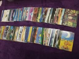 Coleção 194 cartões telefônicos