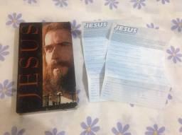 Título do anúncio: Fita Vhs Vídeo Cassete Jesus Segundo O Evangelho De Lucas