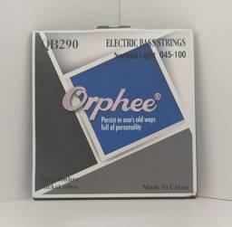 Encordoamento para baixo Orphee 4 cordas