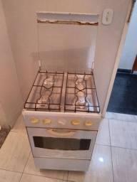 Vendo fogão 4 boca convertido pra gaz de Rua. *