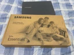 Notebook Samsung Seminovo na caixa