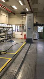 Sala de medidas Tridimensional Zeiss 10000 x 2000mm