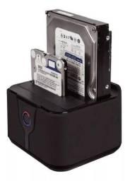 Dock Station USB 3.0 novo garantia
