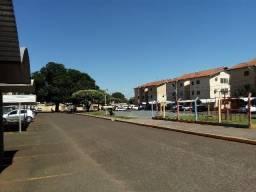 Apartamento com 2 quartos em condominio arborizado próximo a UFMS