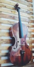 Violoncelo Feito Por Luthier - 50 Anos De Idade