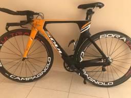 Bike Soul TTR1 Carbon full - tamanho 51 (S) - Triathlon