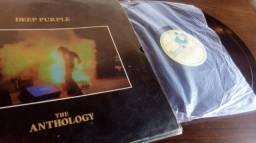 LPs (5) Rock Vinil- Deep Purple Joe Cocker Ramones Eric Clapton Alice Cooper