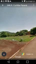 Terreno 1250 M2 área Central de Congonhas-Cornélio Procópio