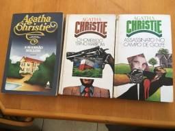 Livros Ágatha Christie