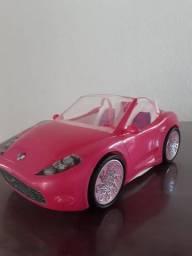 Carrinho da Barbie