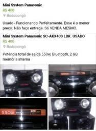 Mini System Panasonic