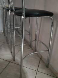 Cadeiras/banquetas altas