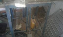 Máquina de vassoura