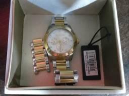 Relógio Tecnos Elegance Swarovisk