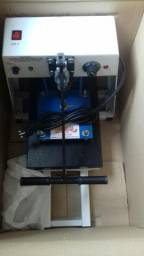 Máquina de estampar r25s compacta print