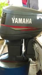 Motor yamaha 115 HP 2t 2006