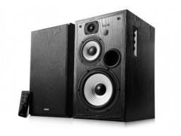 Monitor de Áudio Edifier R2730DB 136W RMS - 3 Vias - Bluetooth - Novo e na Garantia