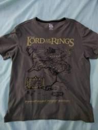 Camisa do Senhor dos Anéis