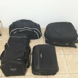 Malas e bolsas diversas (leia anúncio)