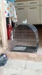V.t essa gaiola de pássaro leia o anúncio