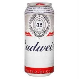 Cerveja Latão Budweiser