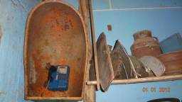 Telefone Antigo Vintage Retro Orelhão