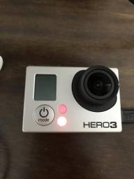 GoPro hero3 clack