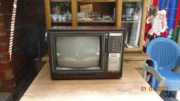 Televisão Antiga TV Vintage Retro