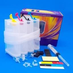 Bulk de tinta para cartuchos de impressoras