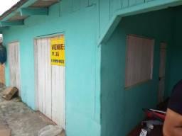 Vende -se casa no município careiro castanho