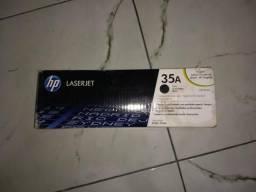 Cartucho de Toner HP 35A Preto - CB435AB