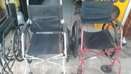 Cadeiras de rodas dobrável