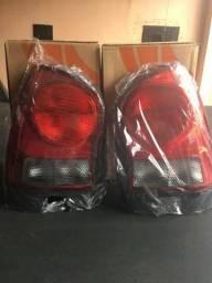 Lanterna Fumê Para VW Gol G4