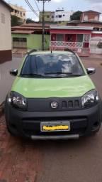 Fiat novo uno way - 2012