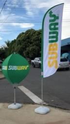 Peças a partir de 170,00 R$ o Original Flag Banner