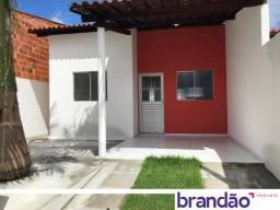 Linda Casa C/ 2Qts-até 100% financiada- Prestações média de R$458,00