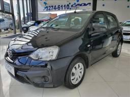 Toyota Etios 1.5 xs 16v - 2018