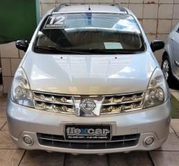 NISSAN LIVINA 2011/2012 1.6 S 16V FLEX 4P MANUAL - 2012