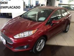 Ford New Fiesta Sedan 1.6 SEL (Aut) (Flex) - 2017