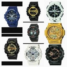 2fc55b67847 Relógios originais da G-shock