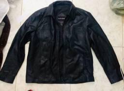cd99ffa9ae 2 jaquetas por 70  jaqueta couro legítimo e colete almofadado