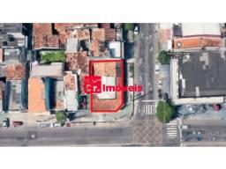 Terreno de esquina, 250m², plano, seco - Doutor Imoveis Belém