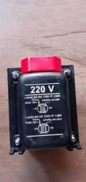 Transformador 220v p/ 110v e 110v p/ 220v