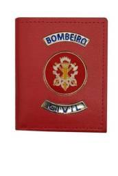 Carteira de Bombeiro Civil