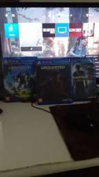 Jogos de PS4 50 cada