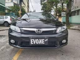 Honda Civic LXR 2.0 GNV 2014
