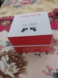 Fone Bluetooth Air Aux AA UM-4 (Blitzwolf) Original!