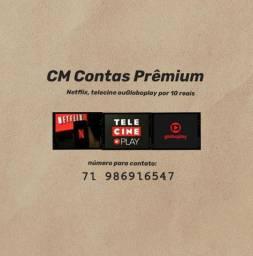 Globoplay ou Netflix 10R$