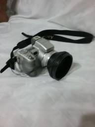 Câmera Sony dsc-h9 + lente
