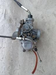 Carburador de YBR revisado